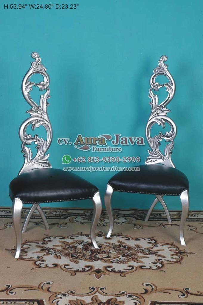 Chair Elegant Left/Right (H:137 W:63 D:59)