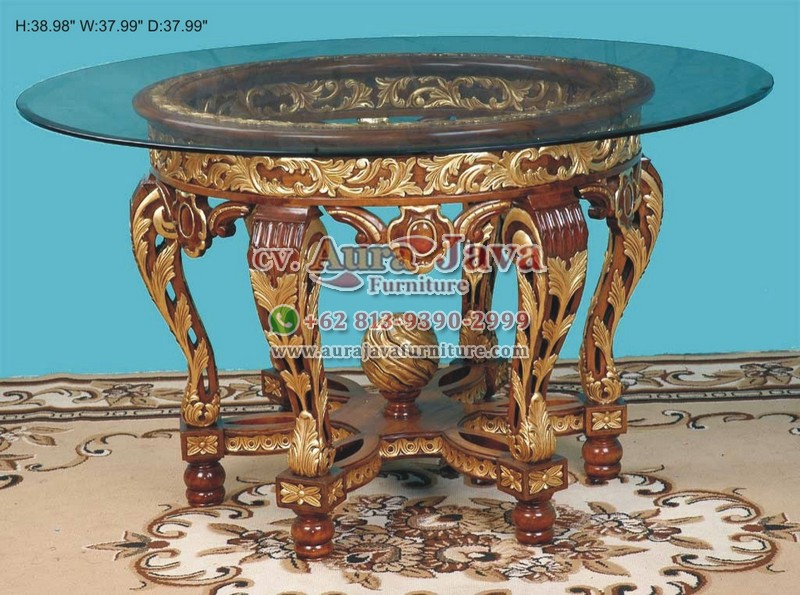 Table Round Royal (H:99 W:97 D:97)
