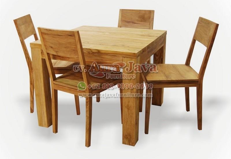 Bar Height Glass Table, Teak Out Door Dining Sets Cv Aura Java Furniture